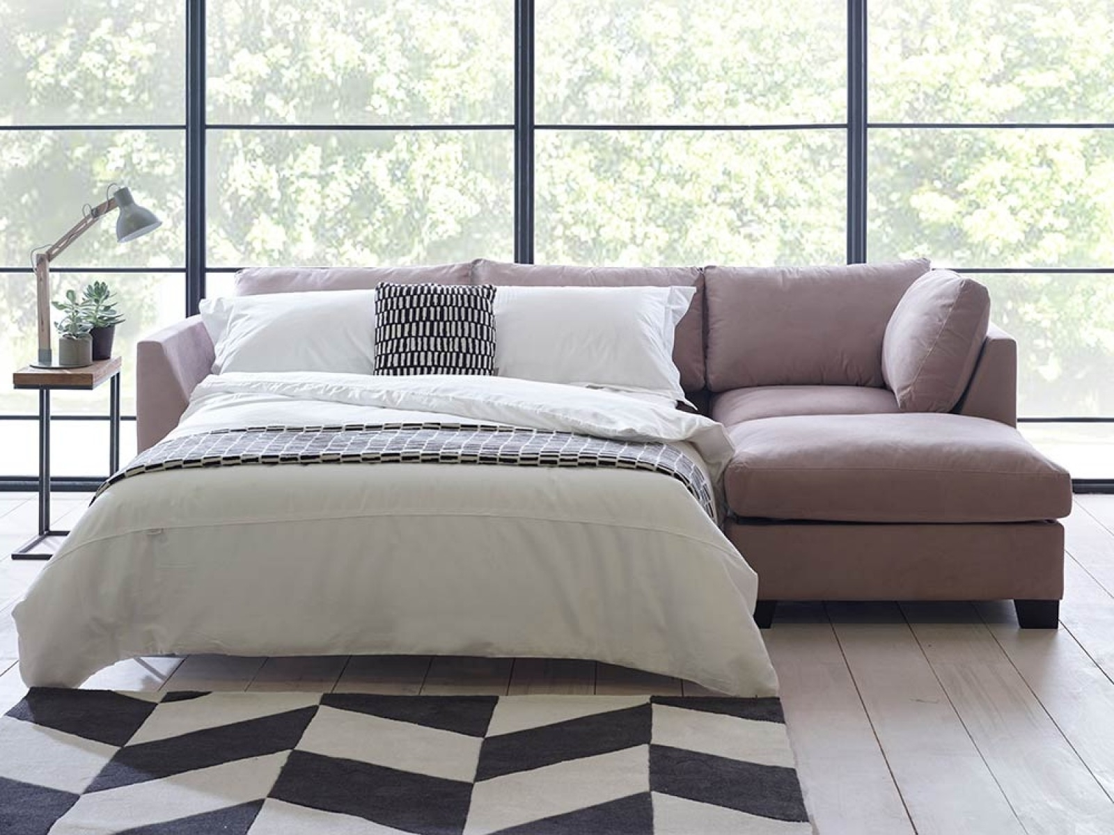 Most Current Isabelle Sofa Bed Chaise Sectional (View 15 of 15)