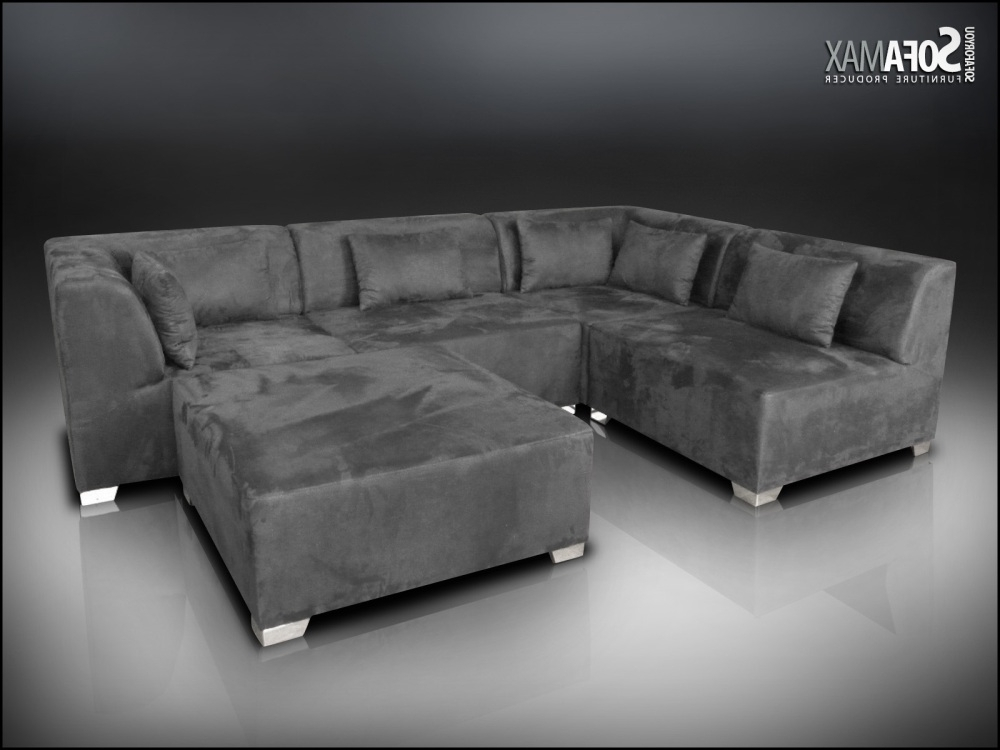 Most Current Lovely Grey Suede Couch 88 In Sofas And Couches Set With Grey Within Faux Suede Sofas (View 5 of 10)