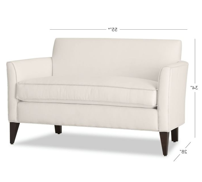 Most Current Mini Sofas Pertaining To Marcel Mini Sofa U2013 Everyday Value  (Gallery 2 Of