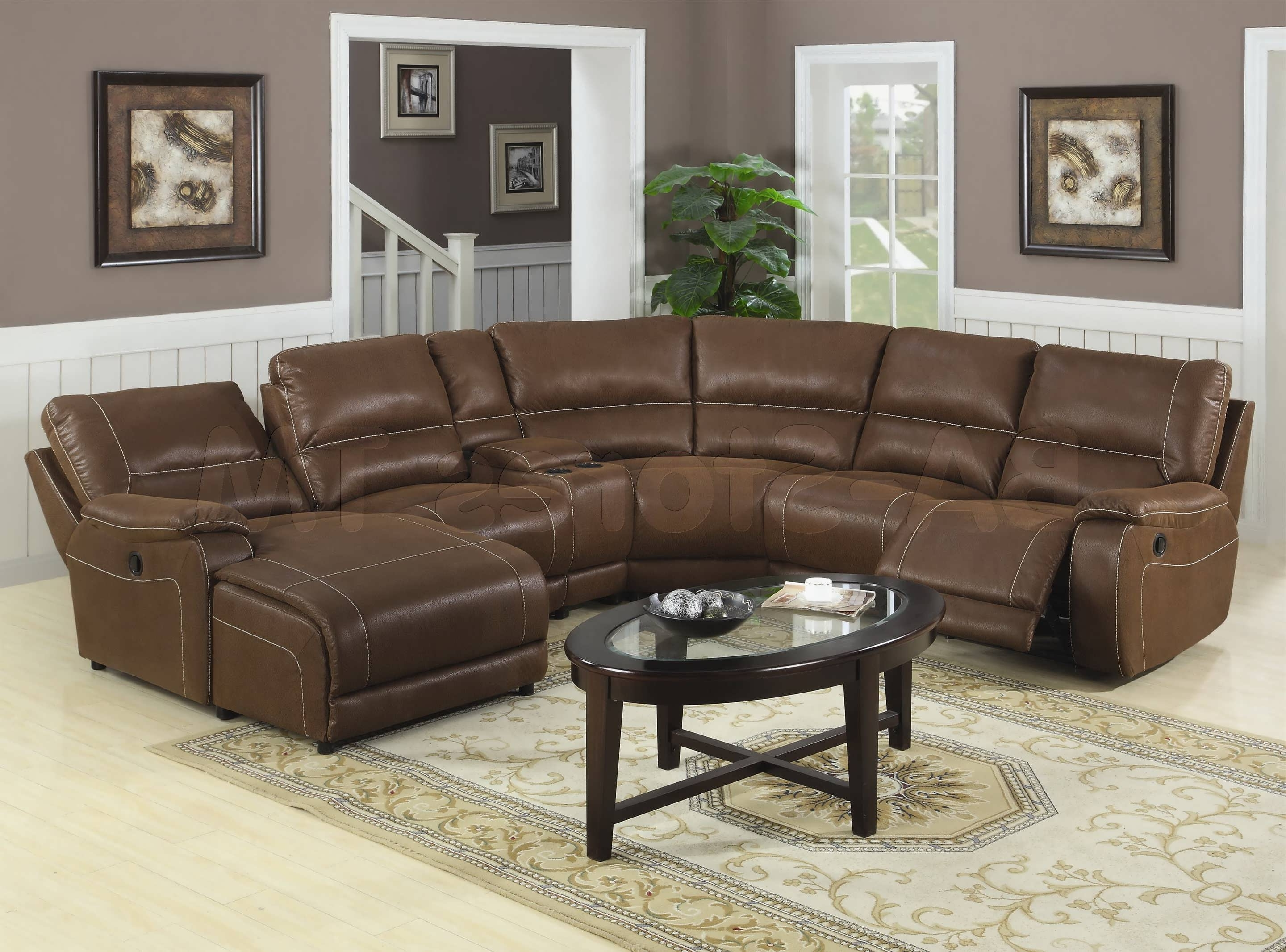 Most Current Reclining Sectionals With Chaise Within Sofa : Fold Out Couch Sectional Sofas With Recliners Sectional (View 7 of 15)
