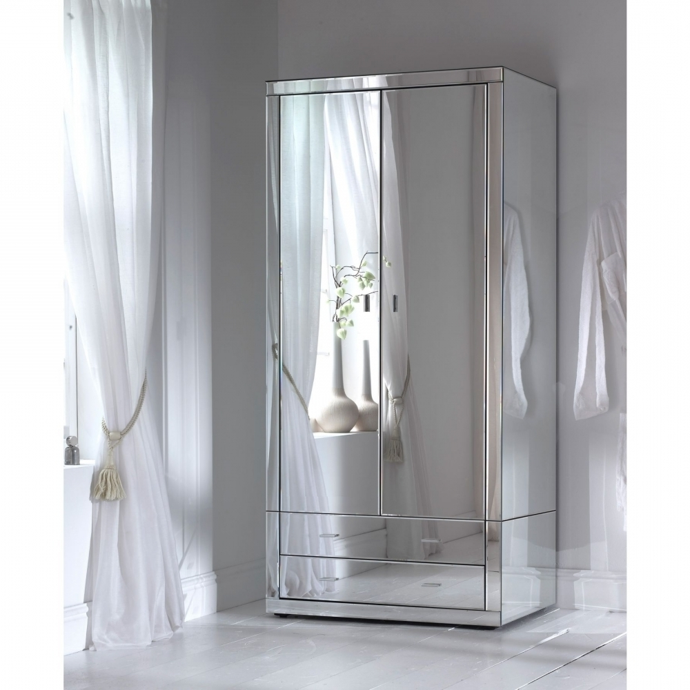 Featured Photo of Romano Mirrored Wardrobes
