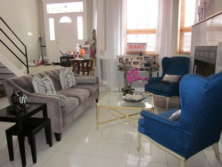 Most Current Room Inside Grey Sofa Chairs (View 8 of 10)