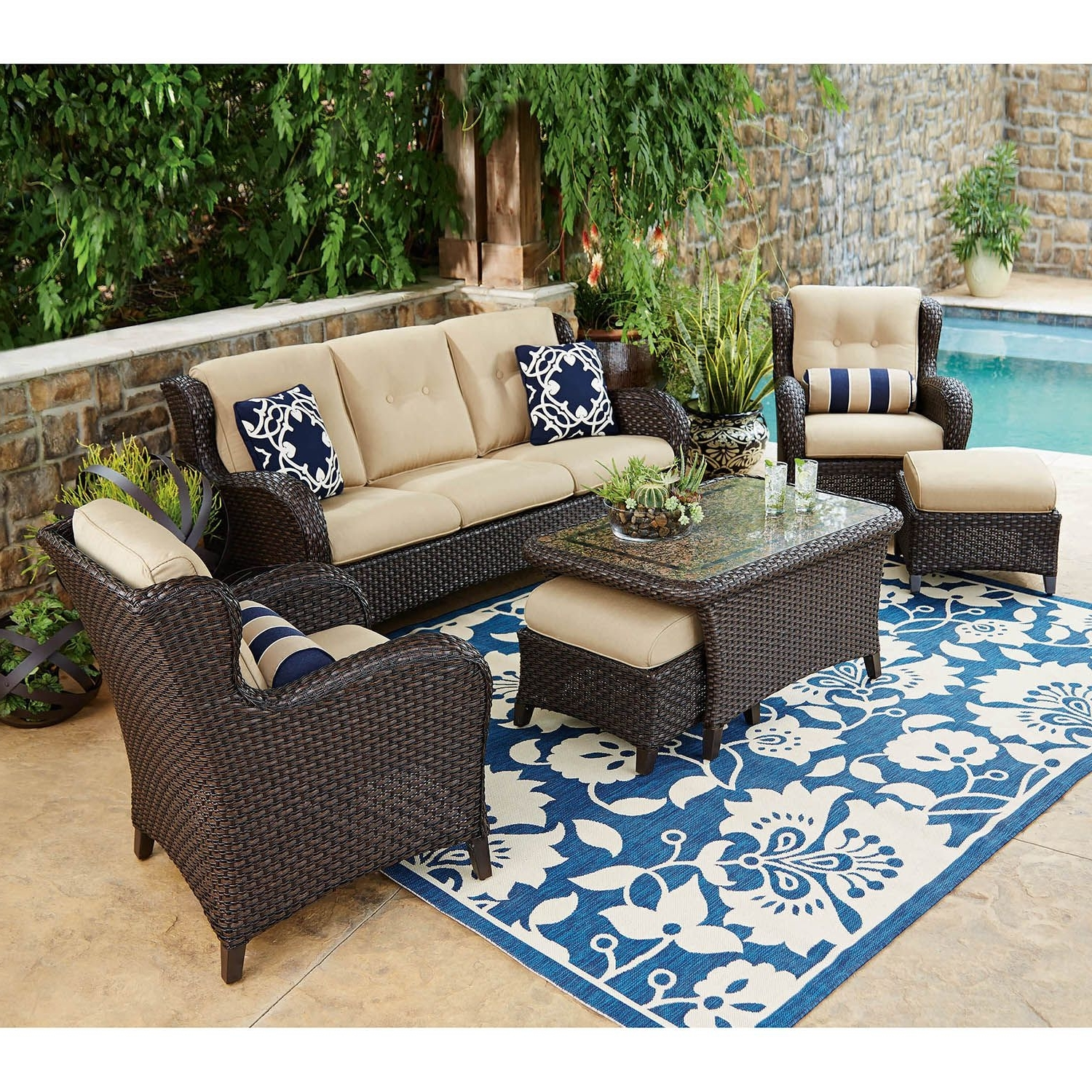 Most Current Sam's Club Outdoor Chaise Lounge Chairs In Elegant 20 Sams Club Patio Furniture – Ahfhome (View 4 of 15)