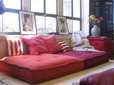Most Current Sofa Alternatives & Floor Couches Diys (View 8 of 10)