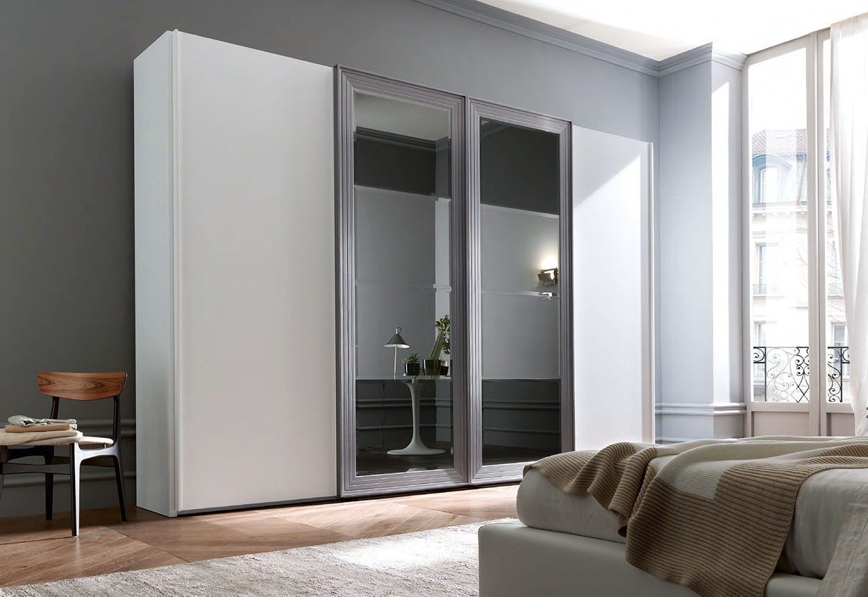 Most Current Wardrobe Design Httpwww Savwi Wp Modern Small Bedroom With Brown Within Short Wardrobes (View 10 of 15)