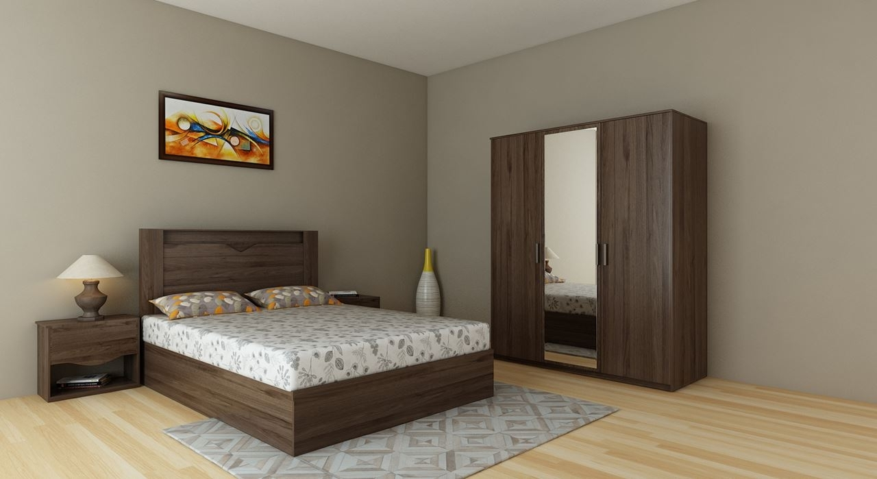 Most Current Wardrobes Beds Within Get Modern Complete Home Interior With 20 Years Durability. (View 14 of 15)