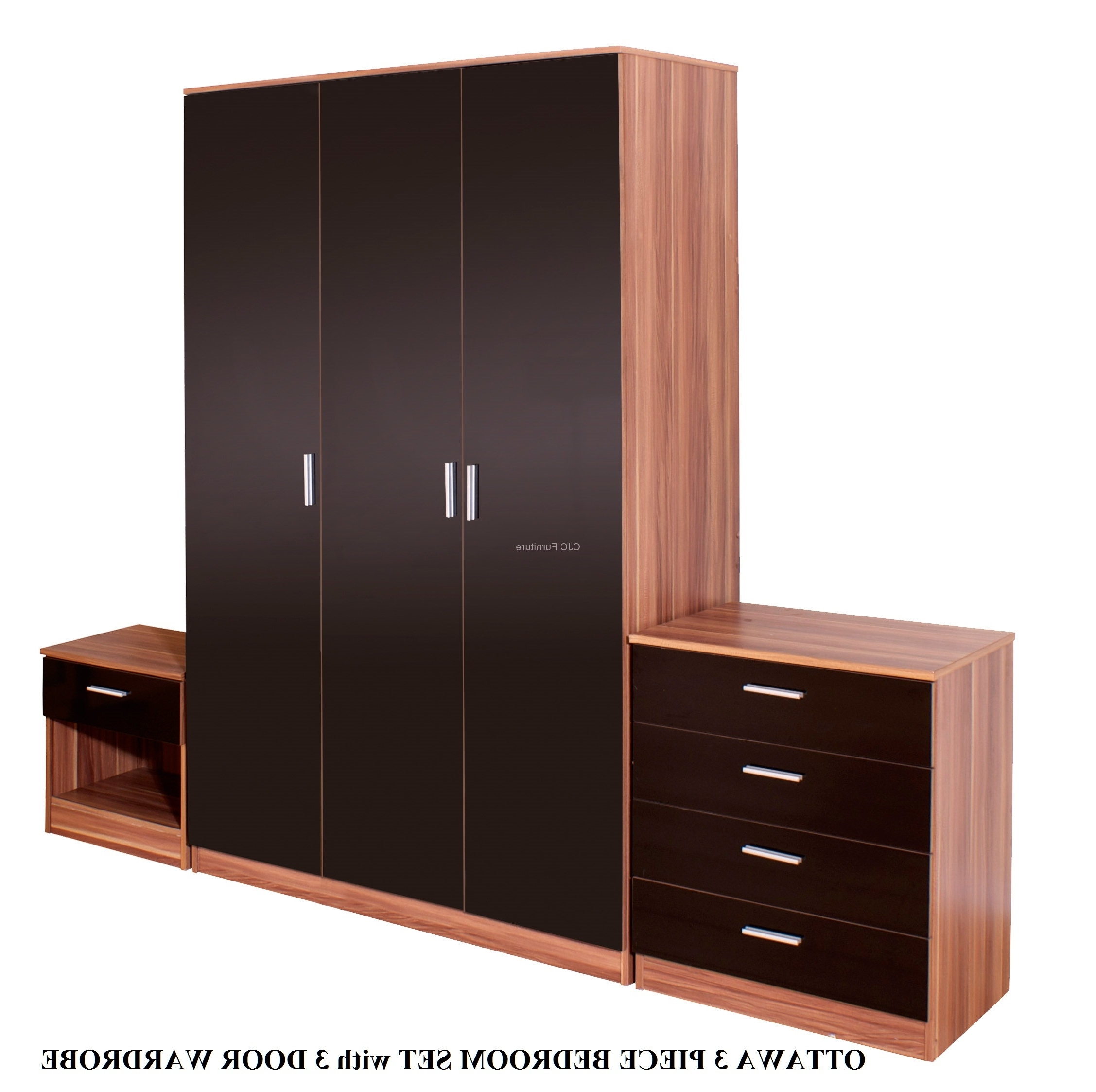 Most Current Wardrobes Sets Within Birmingham Furniture – Cjcfurniture.co (View 6 of 15)