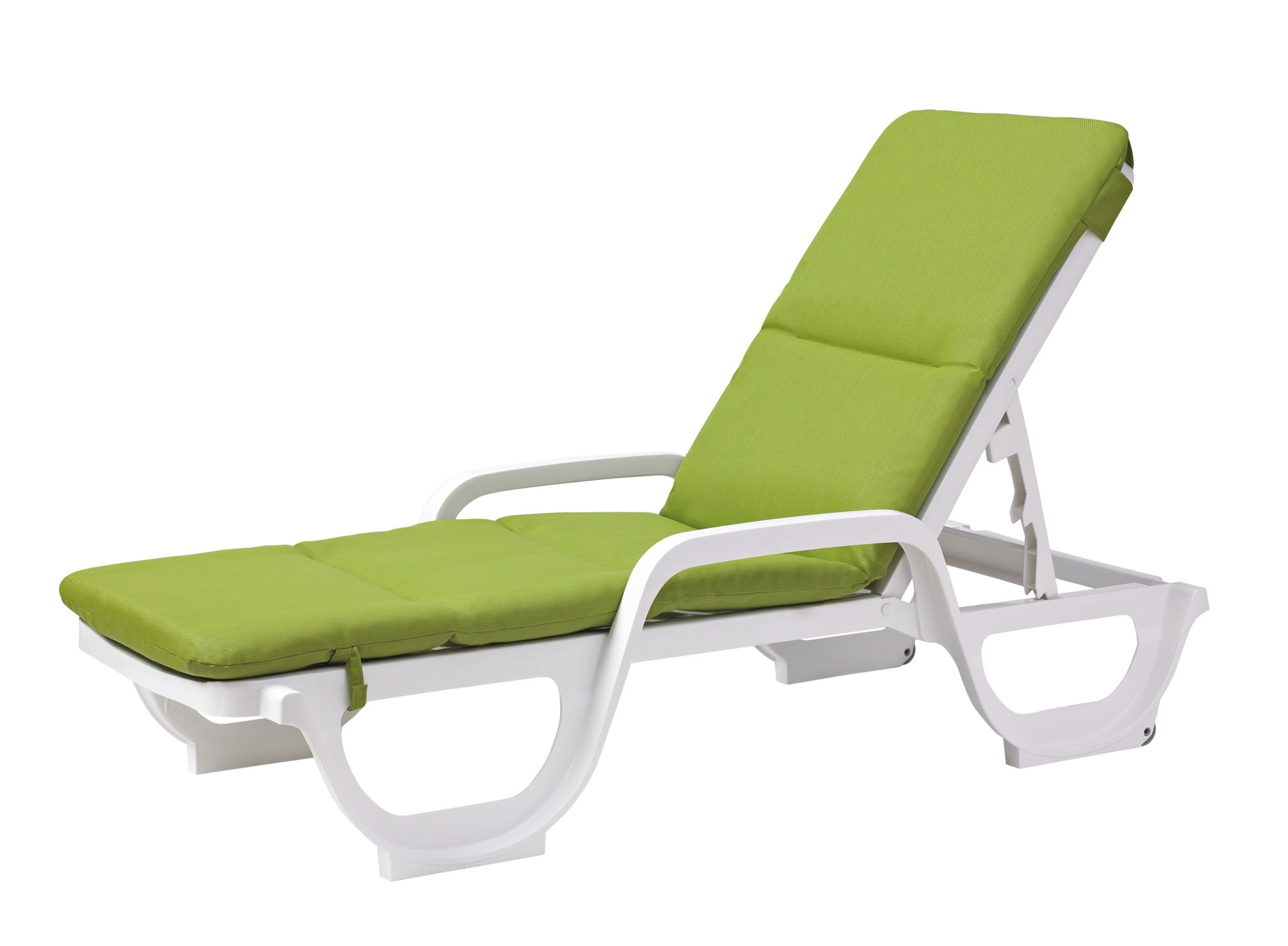 Most Current White Chaise Lounge Chair Cushions • Lounge Chairs Ideas Pertaining To Chaise Lounge Chairs With Cushions (View 4 of 15)