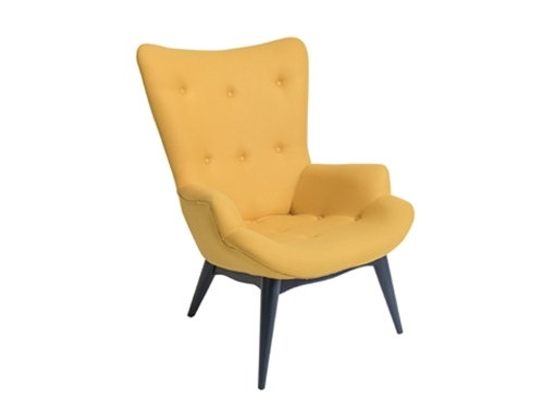 Most Current Yellow Sofa Chairs Within Furniture (View 3 of 10)
