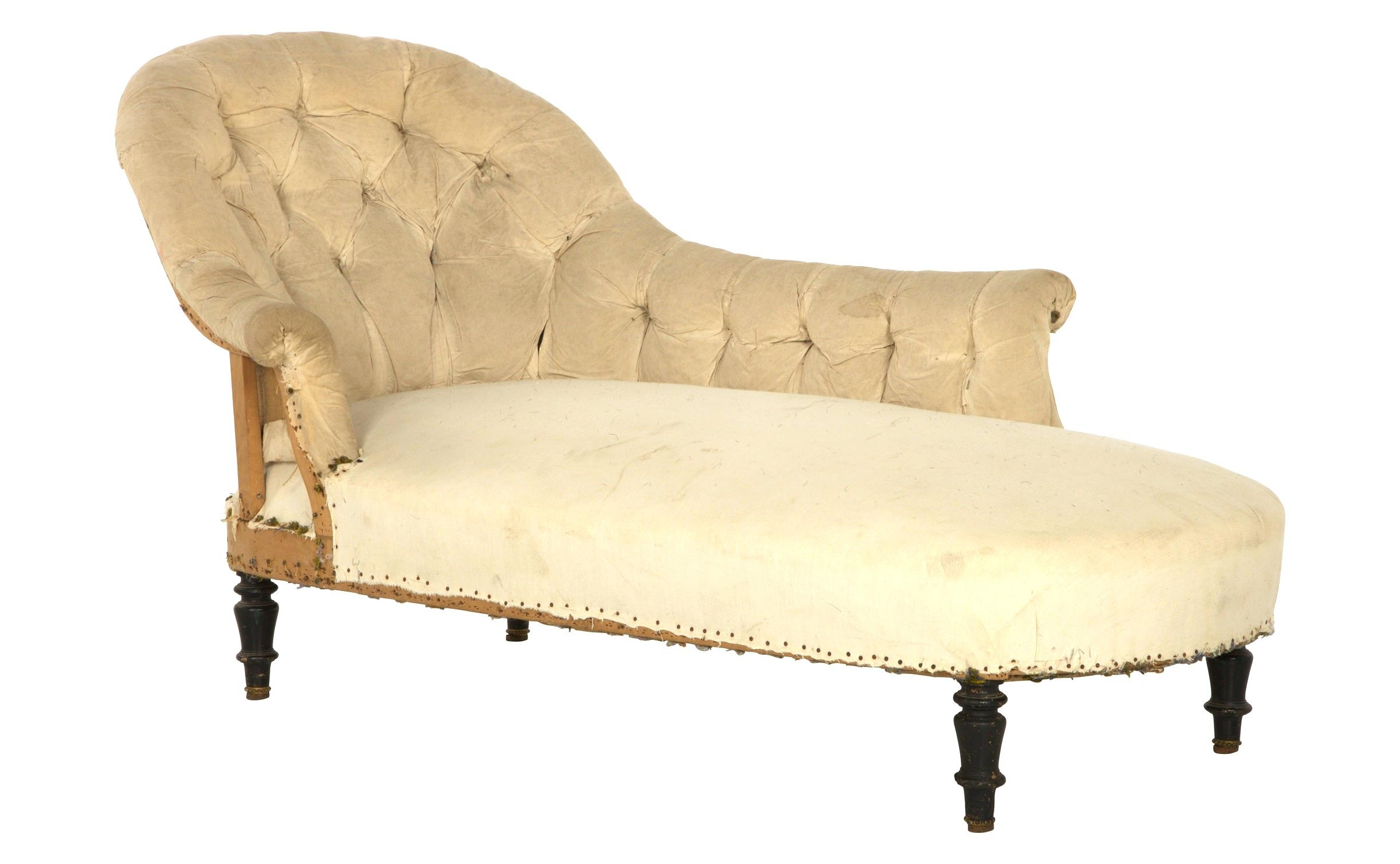 Most Popular Antique Chaise Lounge Chairs In Vintage Chaise Lounge Chairs • Lounge Chairs Ideas (View 6 of 15)
