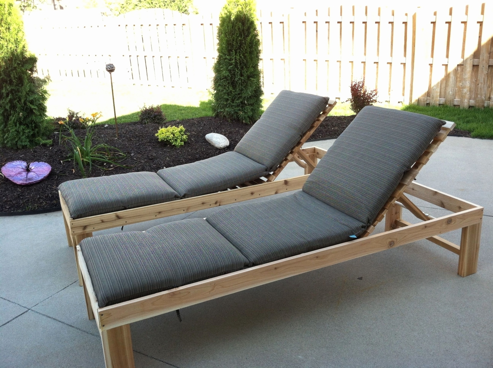 Most Popular Beach Chaise Lounge Chairs Amazing Diy Chaise Lounge Diy Outdoor Intended For Diy Outdoor Chaise Lounge Chairs (View 3 of 15)