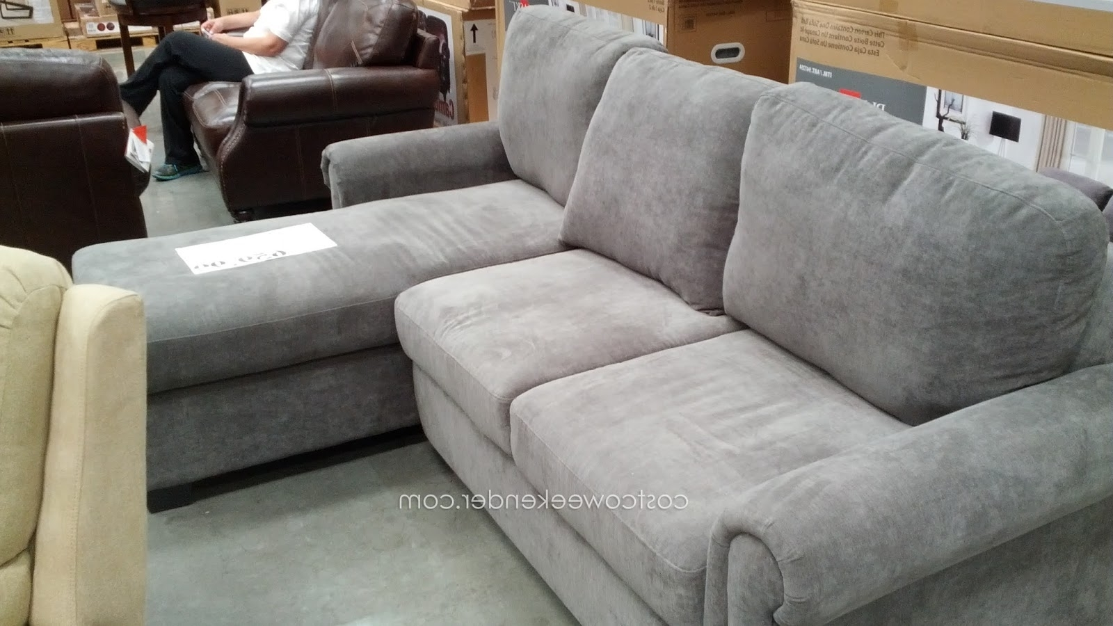 Most Popular Best Pulaski Sleeper Sofa Costco 86 For Sleeper Sofa With Chaise Regarding Costco Chaise Lounges (View 11 of 15)