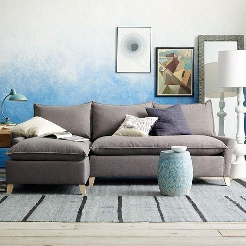 Most Popular Down Filled Sectional – West Elm Inside Down Filled Sectional Sofas (View 8 of 10)