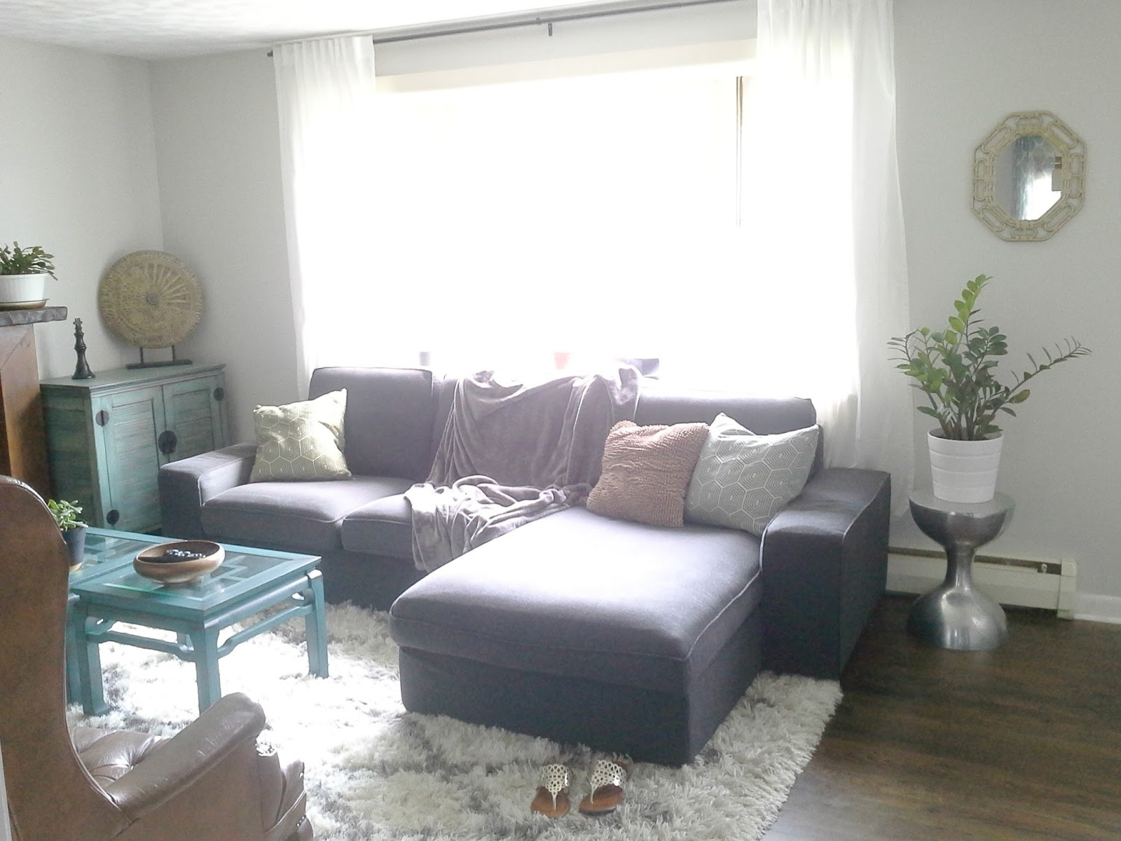 Most Popular Ikea Kivik Chaises Inside Lilly's Home Designs: Ikea Kivik Review (View 13 of 15)