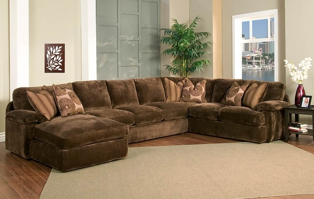 Most Popular Impressive Sofa Beds Design Wonderful Ancient Down Feather With Goose Down Sectional Sofas (View 4 of 10)