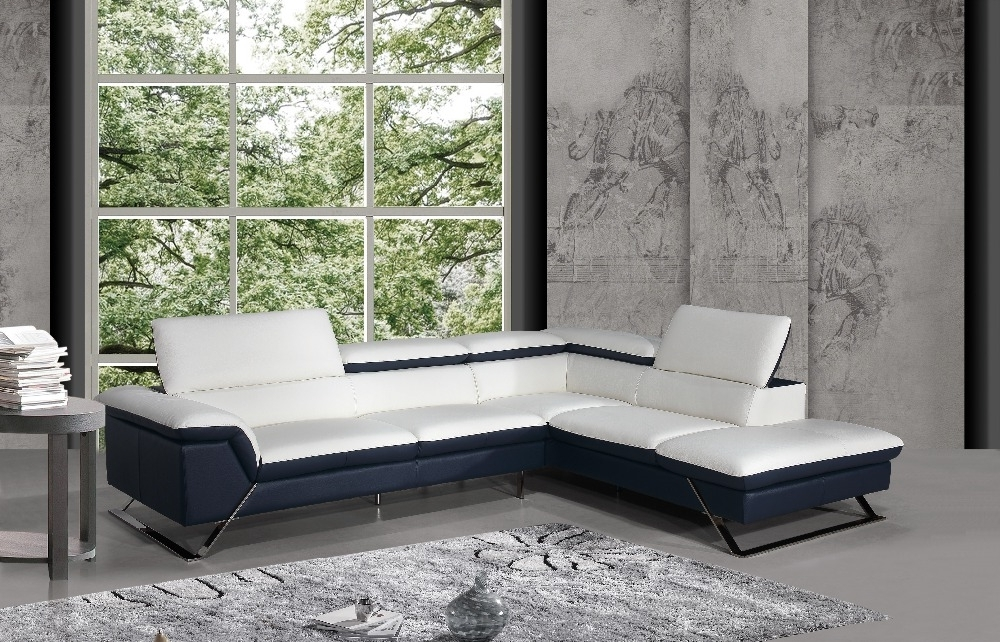 Most Popular Leather Corner Sofas In Modern Corner Sofas And Leather Corner Sofas With L Shape Sofa Set (View 8 of 10)