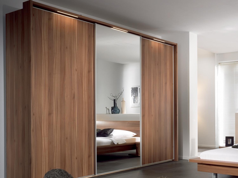 Most Popular Mirror Slide Wardrobe 2 Door Sliding Mirrored Doors 3 With Ikea Inside Three Door Mirrored Wardrobes (View 5 of 15)