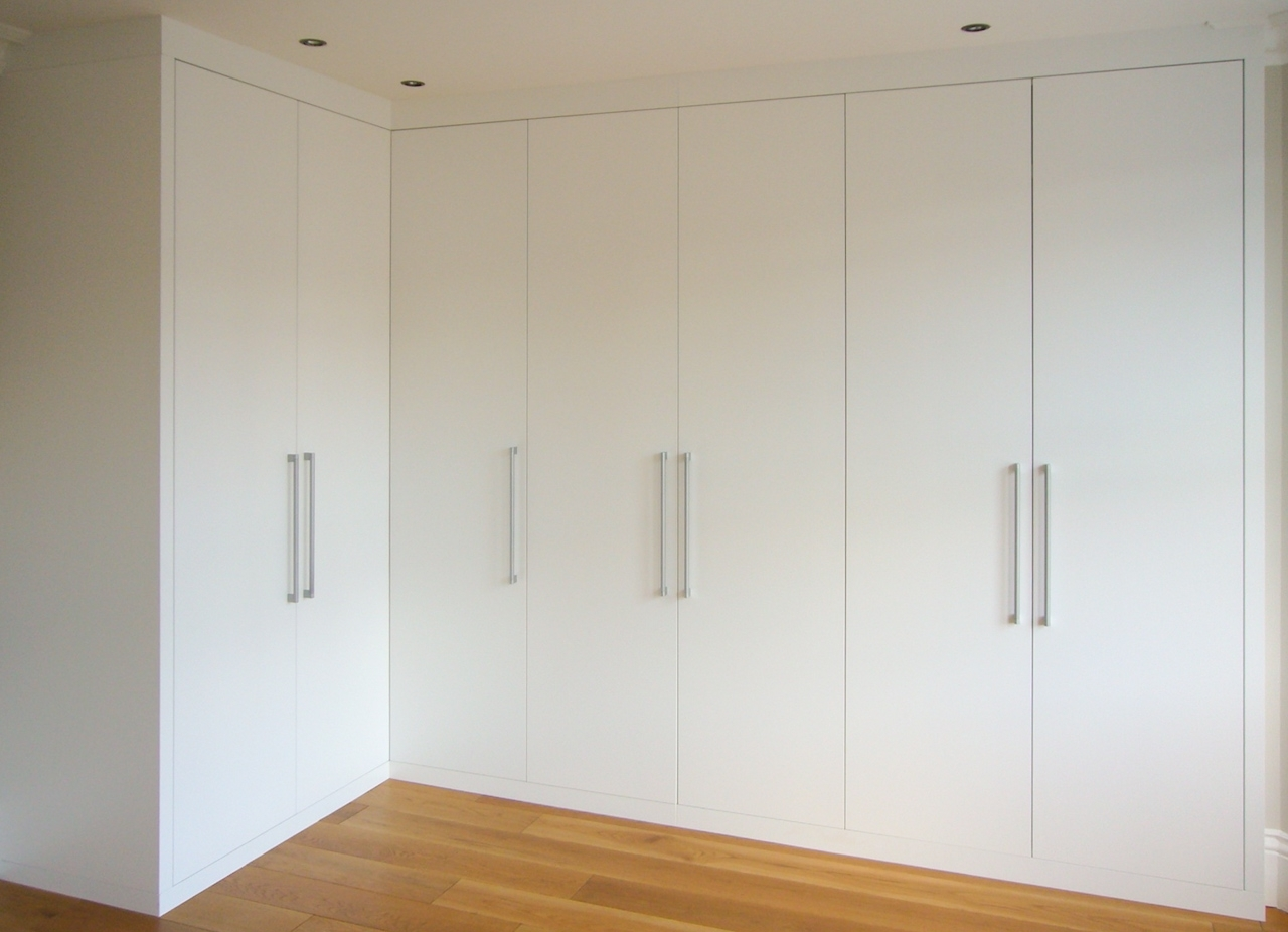 Most Popular Proline Intended For White Corner Wardrobes (View 6 of 15)
