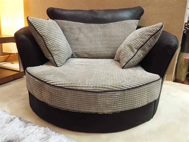 Most Popular Sectional Sofa Swivel Chair (View 5 of 10)