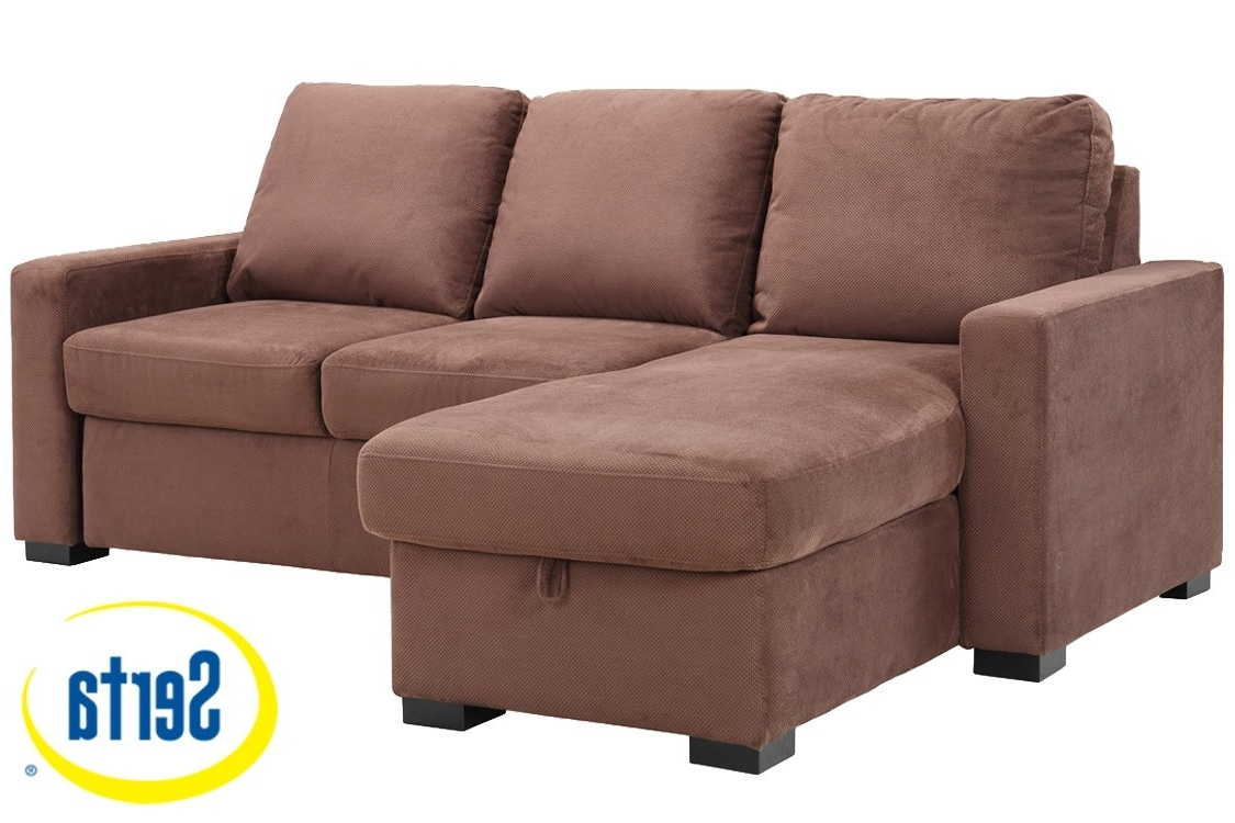 Most Popular Sofa Bed Chaises Intended For Brown Futon Sofa Sleeper (View 10 of 15)