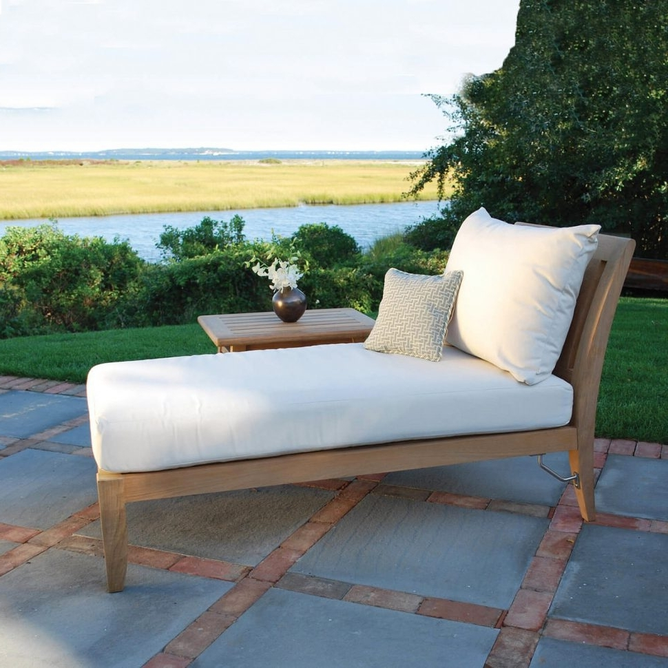 Most Popular Sunbrella Chaise Lounge Sunbrella Patio Furniture Sams Club Regarding Macys Outdoor Chaise Lounge Chairs (View 9 of 15)