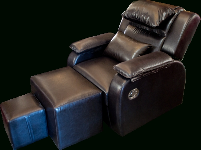 Most Popular Szyx 32 Pvc Reclining Foot Massage Sofa Armrest Cushions Massage Within Foot Massage Sofas (View 9 of 10)