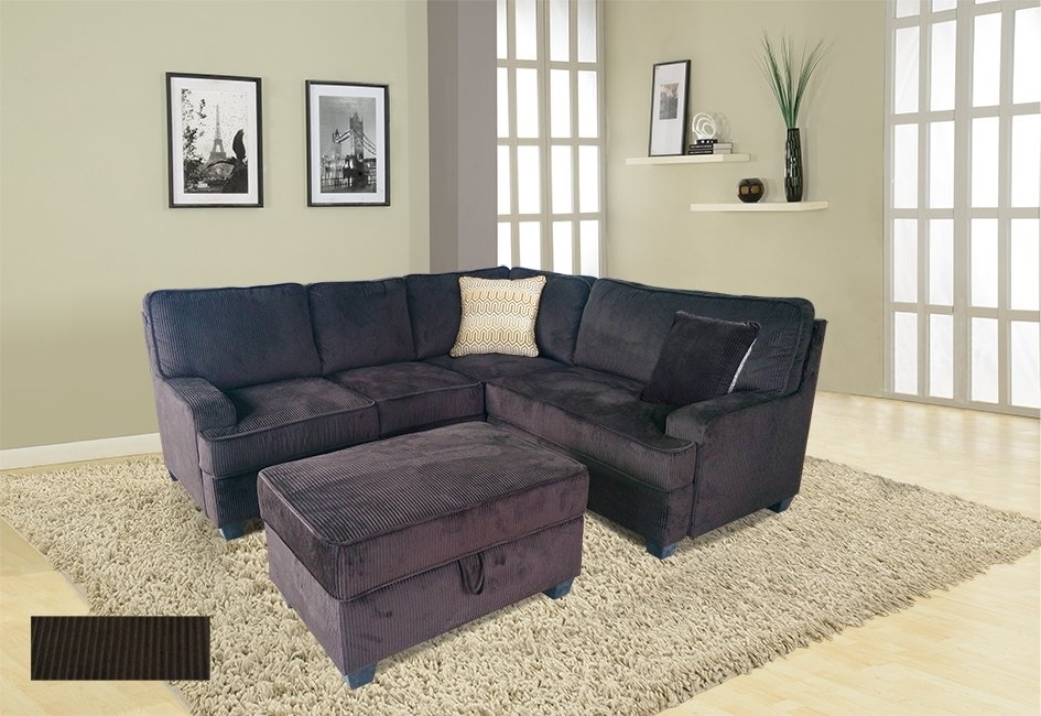 Most Popular Winston Porter Faust Sectional With Ottoman & Reviews (View 6 of 10)