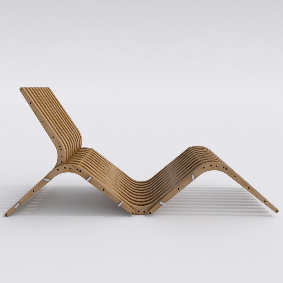 Most Popular Wood Chaise Lounges In Wooden Chaise Lounge Boomeranggyf A M (View 5 of 15)