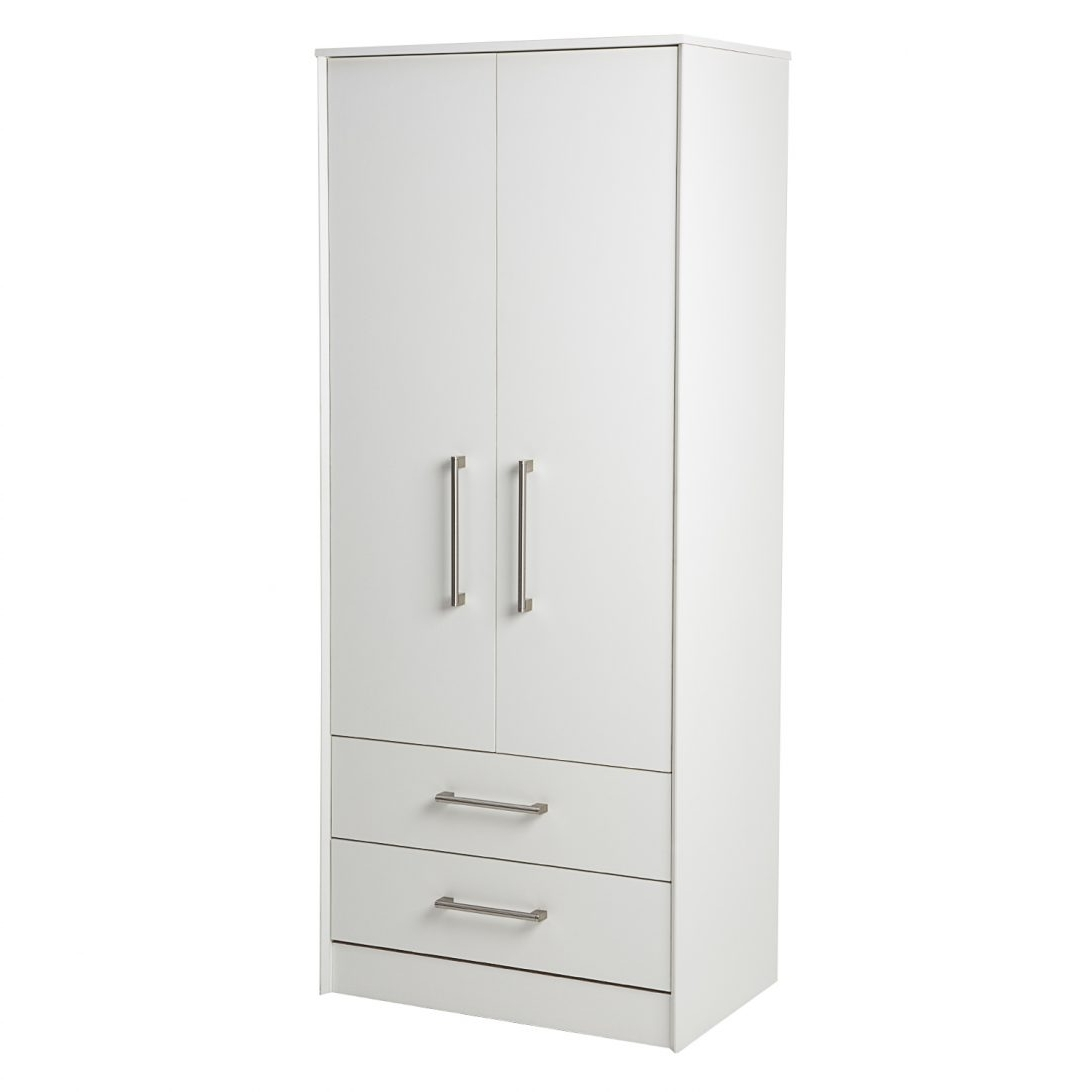 Most Recent Cheap Wardrobes And Chest Of Drawers Pertaining To Cheap White Wardrobe With Drawers 3 Door Childrens And Set This (View 10 of 15)