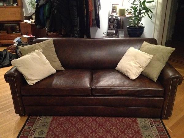 Most Recent Craigslist Leather Sofa – Mforum In Craigslist Leather Sofas (View 2 of 10)
