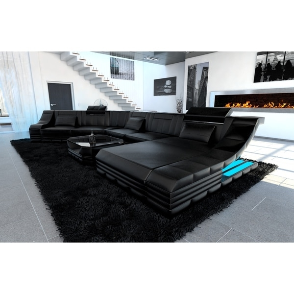 Most Recent Luxury Sectional Sofa New York Cl Led Lights – Free Shipping Today With Luxury Sofas (View 8 of 10)