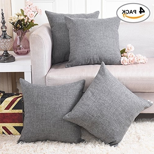 Most Recent Oversized Couch Pillows: Amazon With Sofas With Oversized Pillows (View 1 of 10)