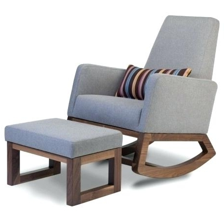 Most Recent Rocking Sofa Chairs With Regard To Rocking Sofa Chair – Sofa Rugs (View 3 of 10)