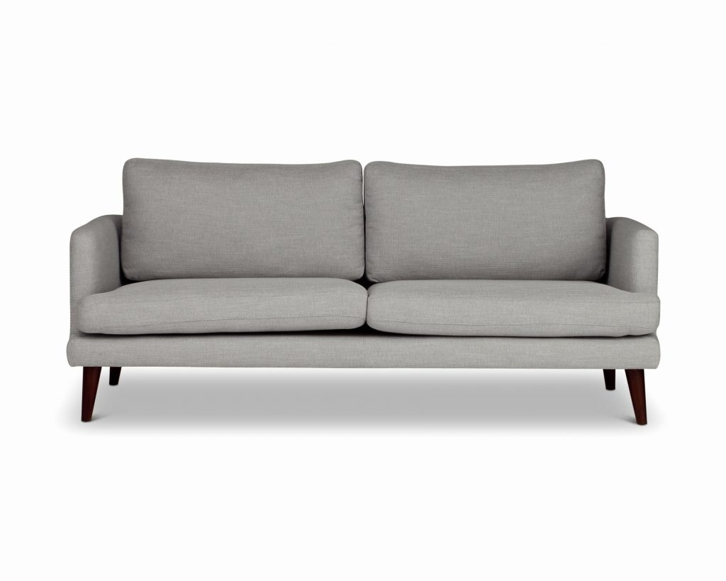 Most Recent Sofa ~ Wonderful Grey Studded Couch Grey Couch And Loveseat Best With Regard To Grey Sofa Chaises (View 2 of 15)