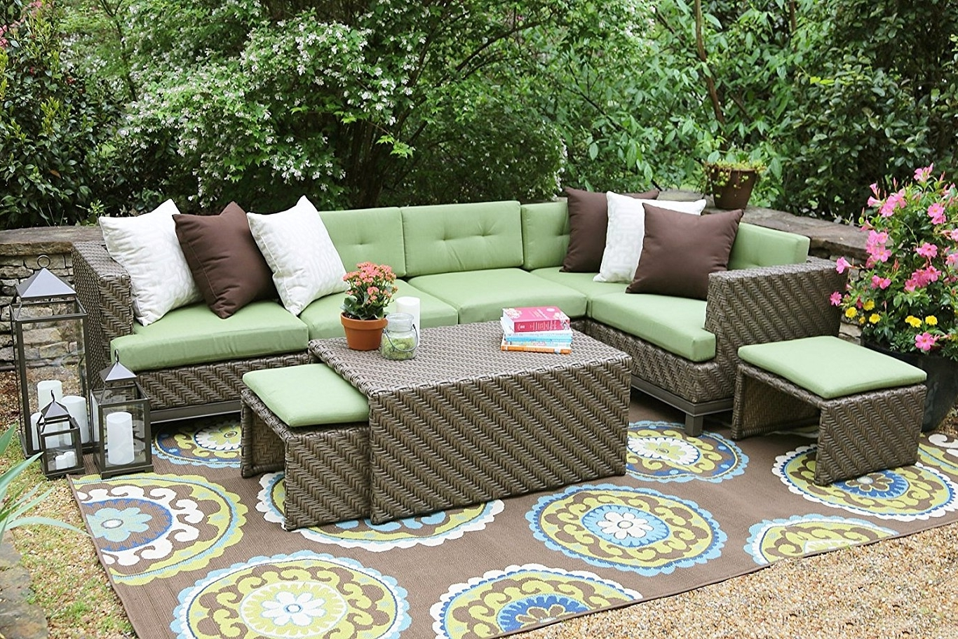 Most Recent Sunbrella Sling Patio Furniture Sunbrella Patio Furniture Lowes With Regard To Macys Outdoor Chaise Lounge Chairs (View 11 of 15)