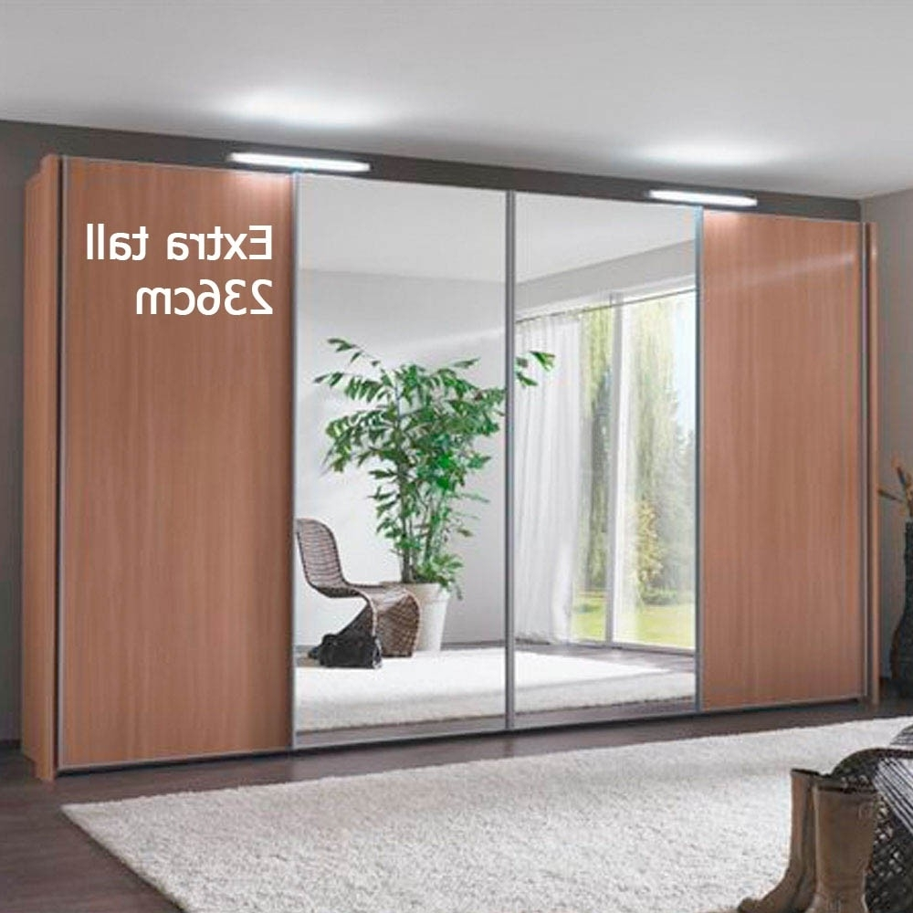 Most Recent Tall Wardrobes Regarding Furniture For Modern Living – Furniture For Modern Living (View 6 of 15)