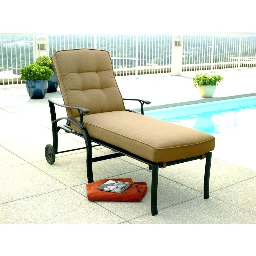 Most Recent Target Outdoor Chaise Lounges Intended For Decoration: Cool Lounge Chairs (View 15 of 15)