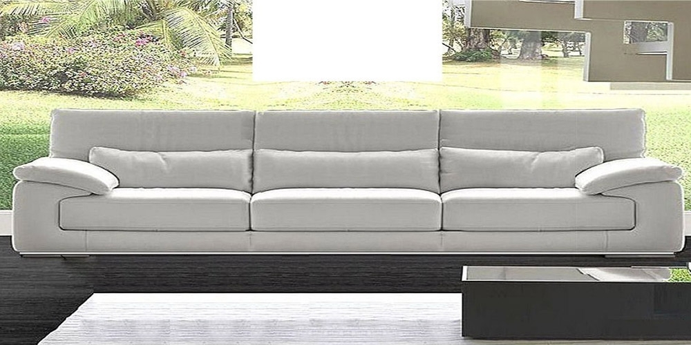 Most Recently Released 4 Seat Sofas In Italian Leather Sofa Dolbycalia Maddalena (View 9 of 15)
