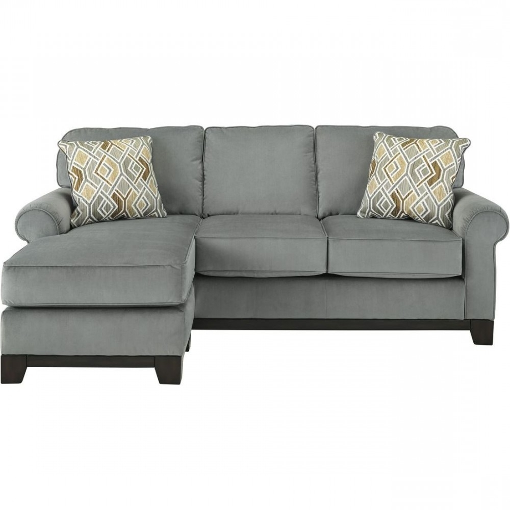 Most Recently Released Ashley Furniture Benld Sofa Chaise In Marine (View 11 of 15)