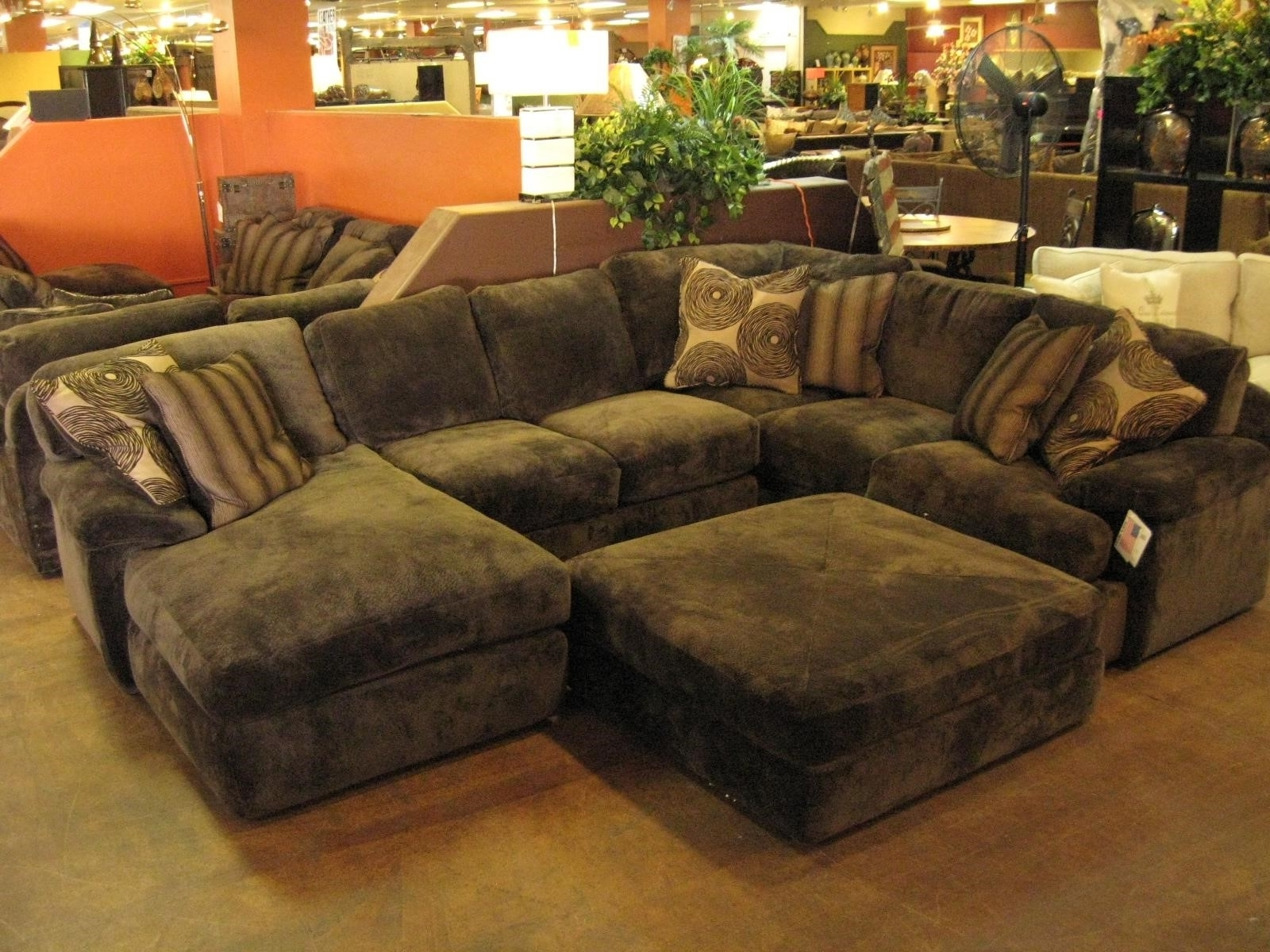 Most Recently Released Deep Sectional Sofa With Chaise – Visionexchange (View 5 of 15)