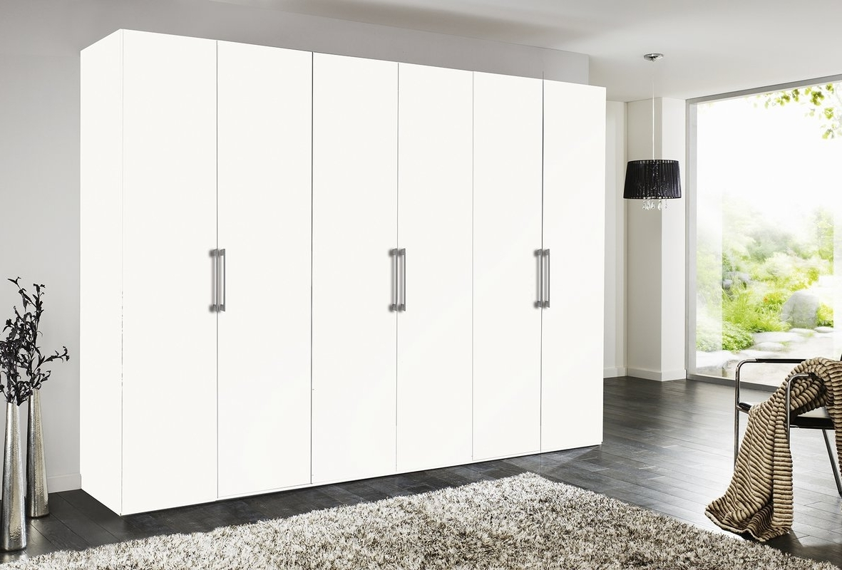 Image Gallery of 6 Doors Wardrobes (View 9 of 15 Photos)