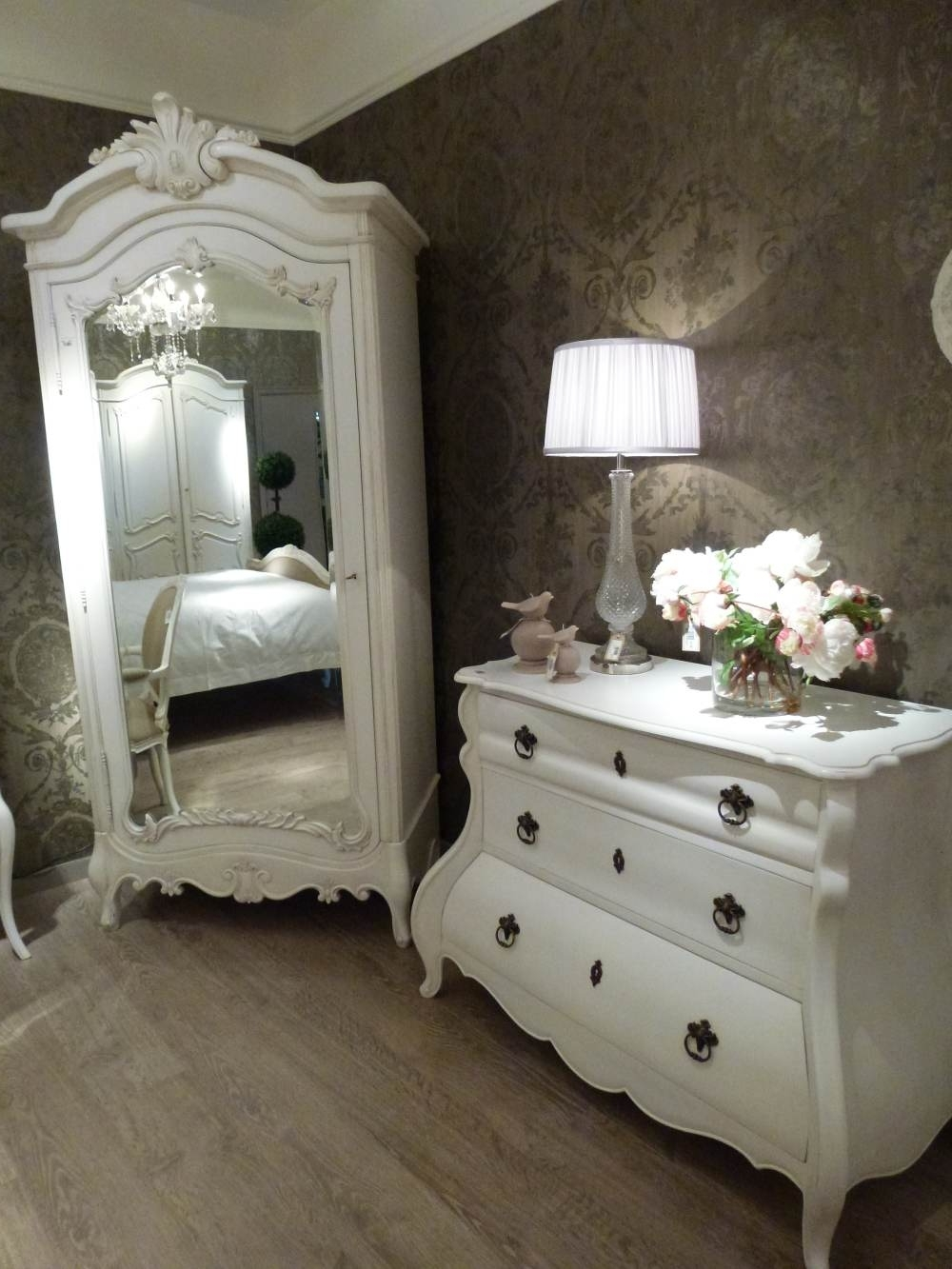 Most Recently Released French Style Bedroom Furniture – Myfavoriteheadache Within Cheap French Style Wardrobes (View 10 of 15)