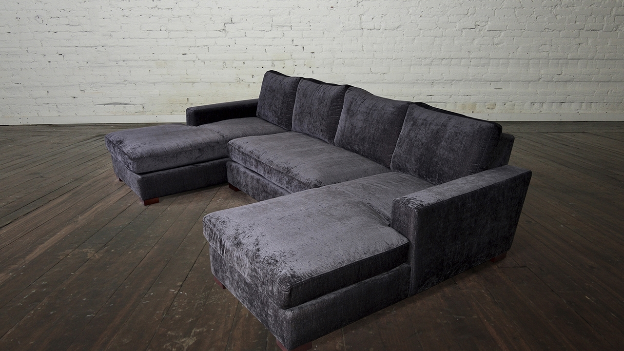 Most Recently Released Good Double Chaise Lounge Sofa 29 On Sofa Design Ideas With Double For Double Chaise Sofas (View 9 of 15)