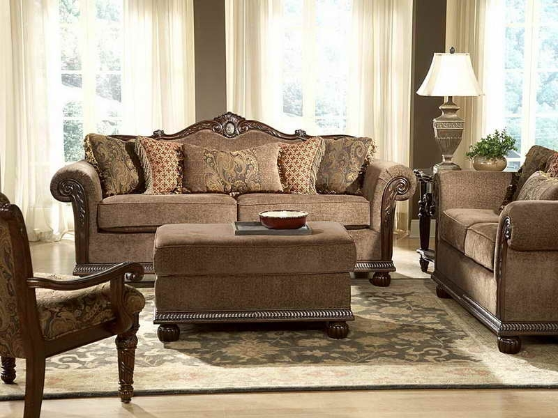 Most Recently Released Living Room: Cheap Living Room Sets Cheap Living Room Sets Under In Traditional Sofas And Chairs (View 9 of 10)