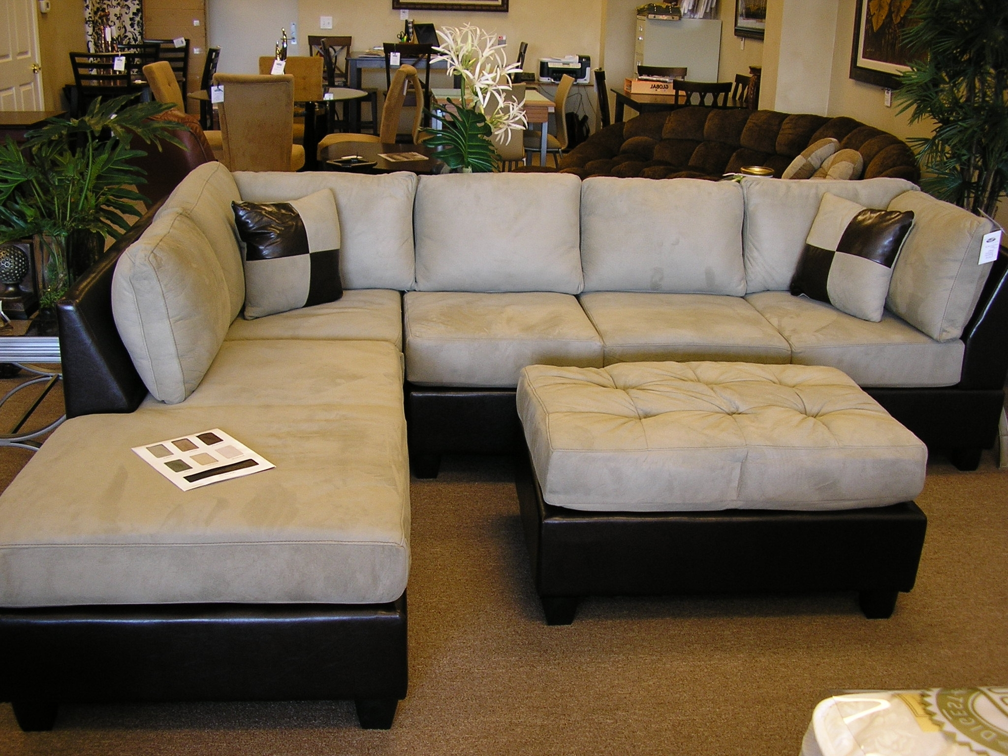 Most Recently Released Sofa Chaise Sectionals Pertaining To Sectional Sofa Design: Beautiful Sectional Sofas With Chaise (View 8 of 15)