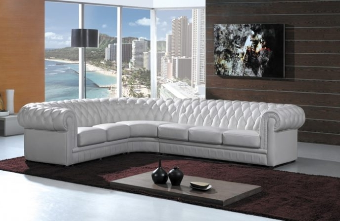 Most Recently Released Sofa : Mesmerizing Tufted Sofa Sectional Sofas Tufted Sofa Regarding Tufted Sectional Sofas (View 3 of 10)