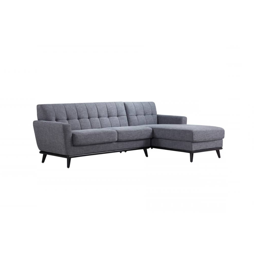 Most Recently Released Sofa : Navy Blue Sectional Small Sectional Sectional Sofa Bed Pertaining To Small Chaise Sofas (View 6 of 15)