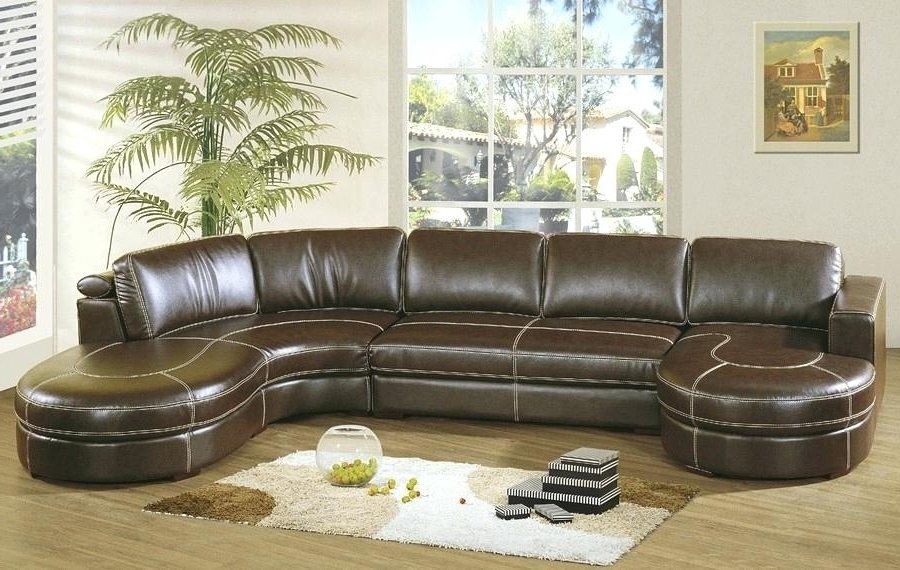 Most Recently Released Wonderful U Shaped Sectional Couch U Shaped Sectional Sofa Big U Pertaining To U Shaped Leather Sectional Sofas (View 10 of 10)