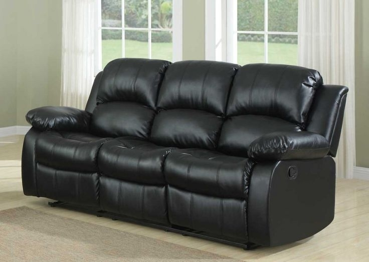 Most Up To Date 34 Best Black Sofa Images On Pinterest (View 7 of 15)