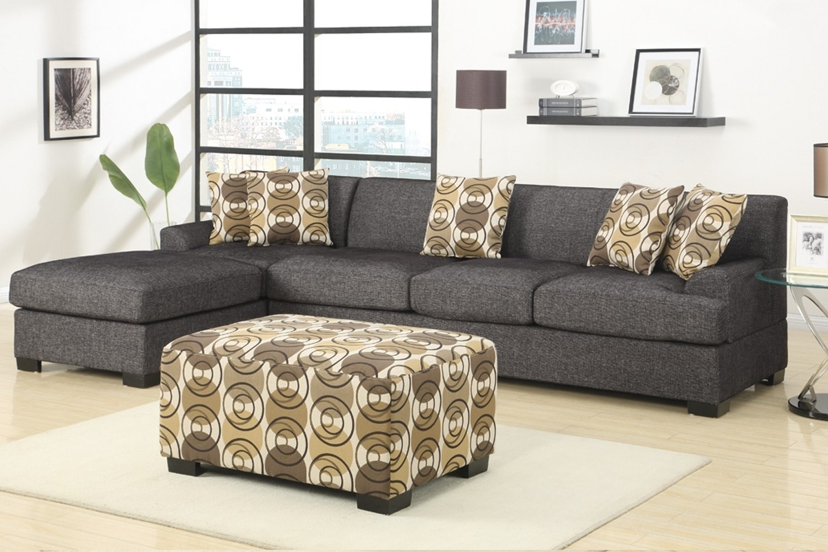 Most Up To Date Charcoal Sectionals With Chaise Throughout Sectional Large – Charcoal (View 13 of 15)